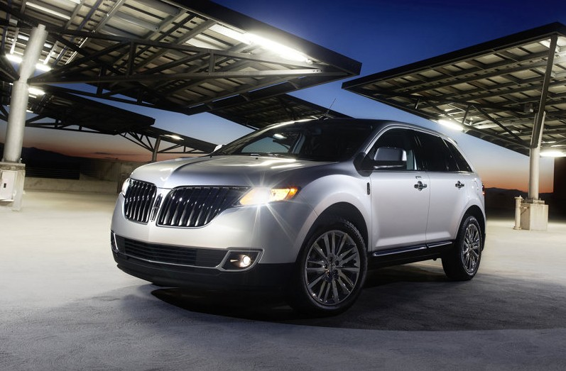 2011 Lincoln MKX Luxury Car