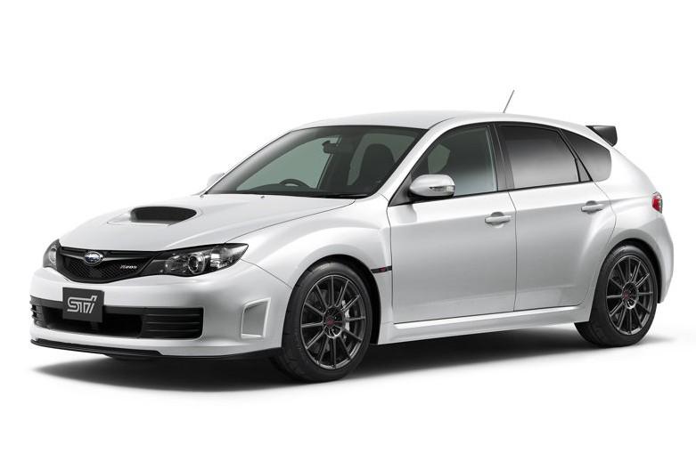 2010 New Subaru Impreza R205