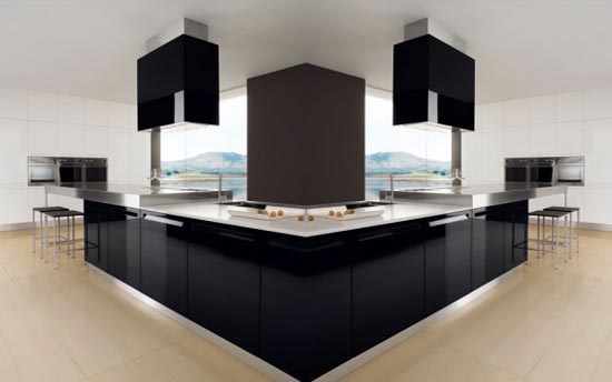 Kitchen Design Italian Company Futura Cucine