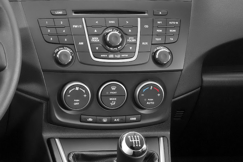 Mazda 5 - Automotorblog