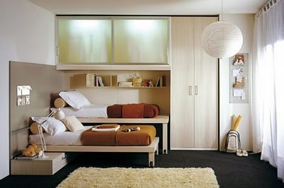 Minimalist Modern Furniture Bedroom Design