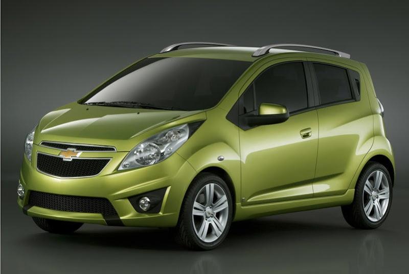 2010 New Chevrolet Spark