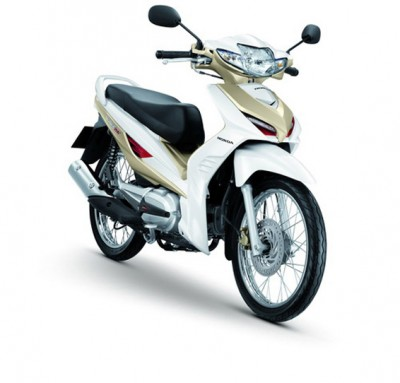 NEW HONDA WAVE CW MATIC