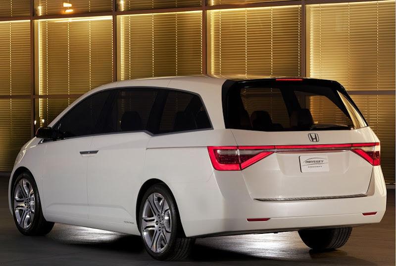 2010  Concept Honda Odyssey
