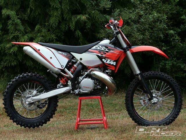 NEW KTM 300 XC-W ( 2010 )