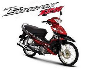 New Suzuki Shogun 125 R Motorcycles And Ninja Picture