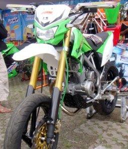 Motorcycle Modification Modifikasi New Kawasaki Klx 150