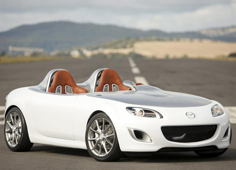 2009 Mazda MX-5 Superlight review |NEW CAR|USED CAR REVIEWS PICTURE