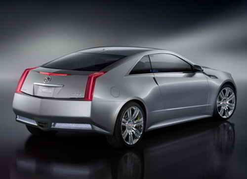Cadillac Cts. 2011 Cadillac CTS-V Coupe