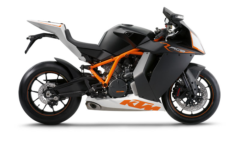 KTM RC8 Modifications