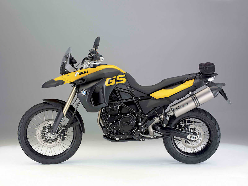 2010 NEW BMW F 800 GS