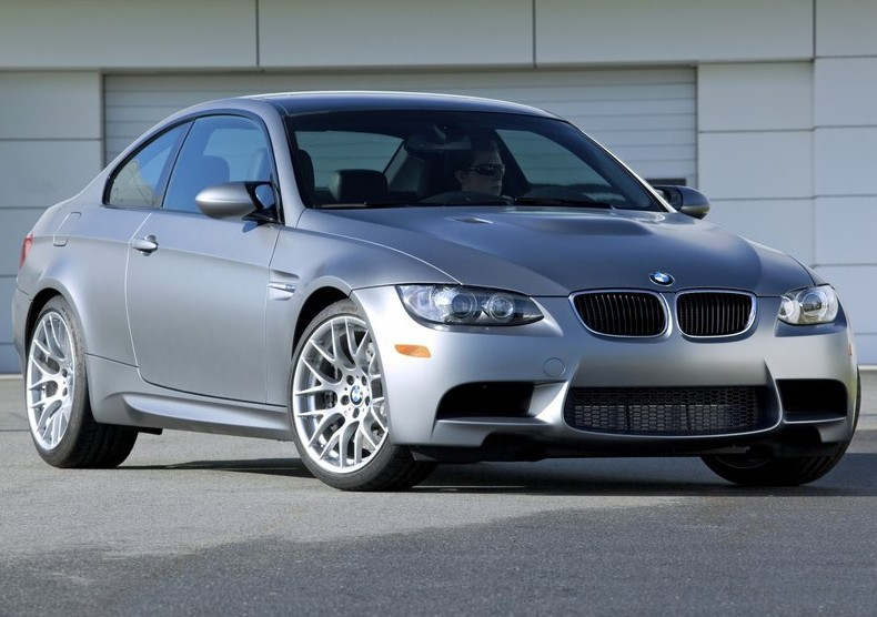 2011 NEW BMW M3 FROZEN GRAY