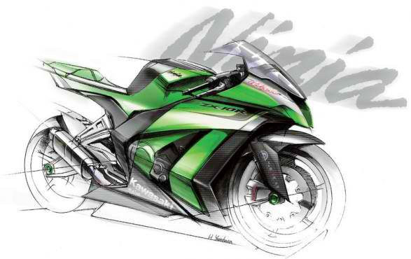 2011   NEW KAWASAKI ZX 10R NINJA   BIKE MOTORCYCLE MODIFICATION