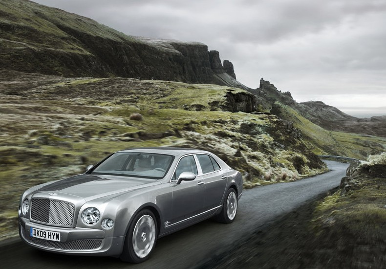 Bentley Mulsanne 2011. 2011 NEW BENTLEY MULSANNE