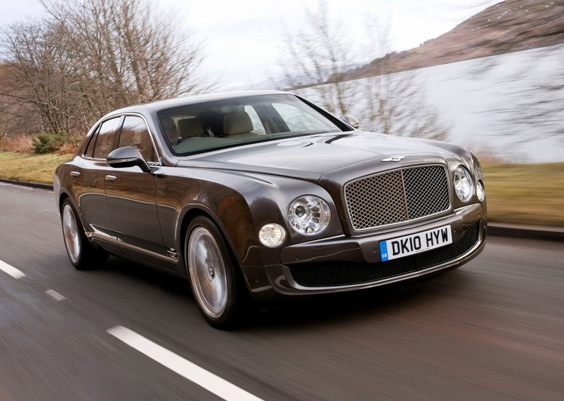 2011 NEW BENTLEY MULSANNE
