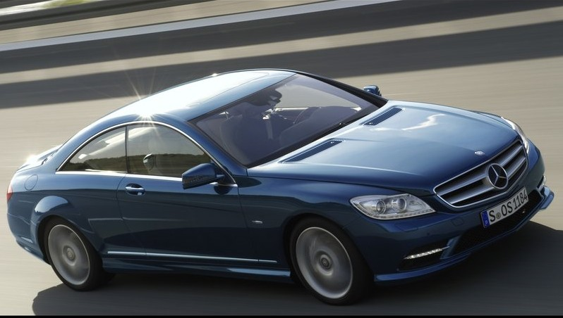 2011 new mercedes benz cl class review new car used car for Mercedes benz cl500 review