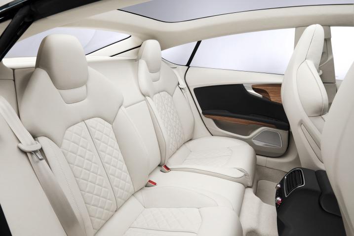 2011 Audi A7 Sportback Concept Sheet