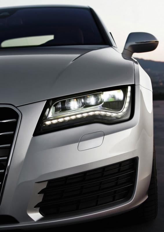 2011 New Audi A7 Sportback Concept Lamp