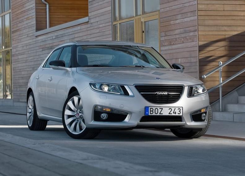 2010 New Saab 9-5 Sedan
