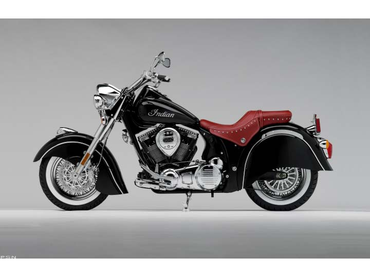 Picture Indian Chief motorcycles