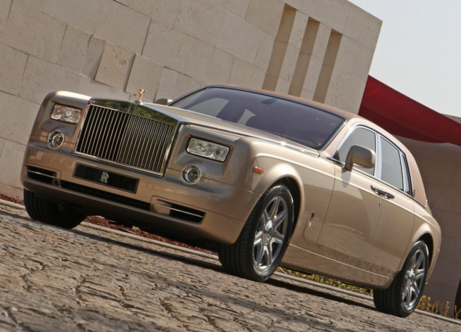 2010 Rolls Royce Phantoms