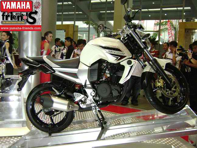 2010 New Yamaha Byson