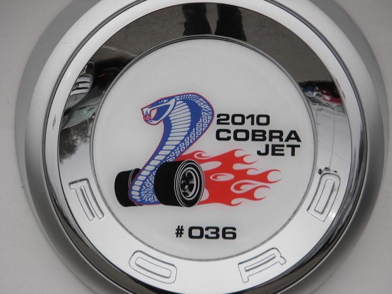 2010 Ford Racing Cobra Jet Mustangs