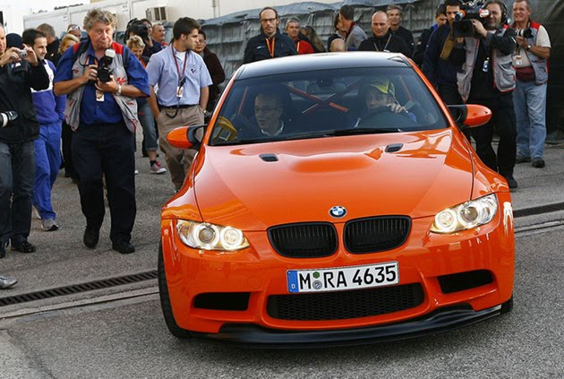 BMW M3 Tiger Limited Edition