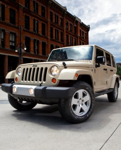 2011 Jeep Wrangler Spy Photo Unlimited