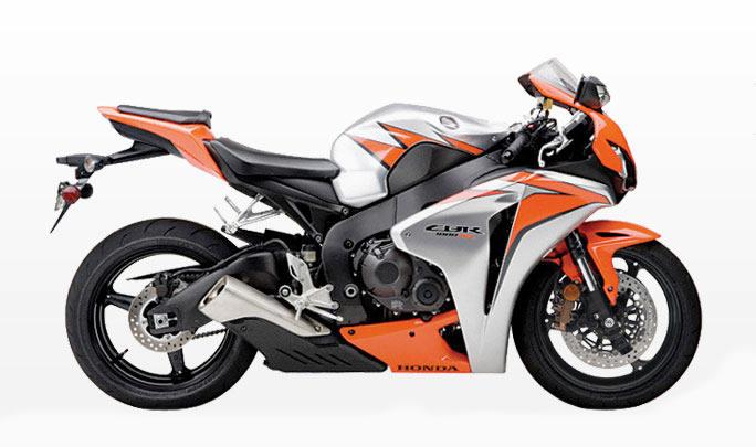 2010 New Honda CBR1000RRA