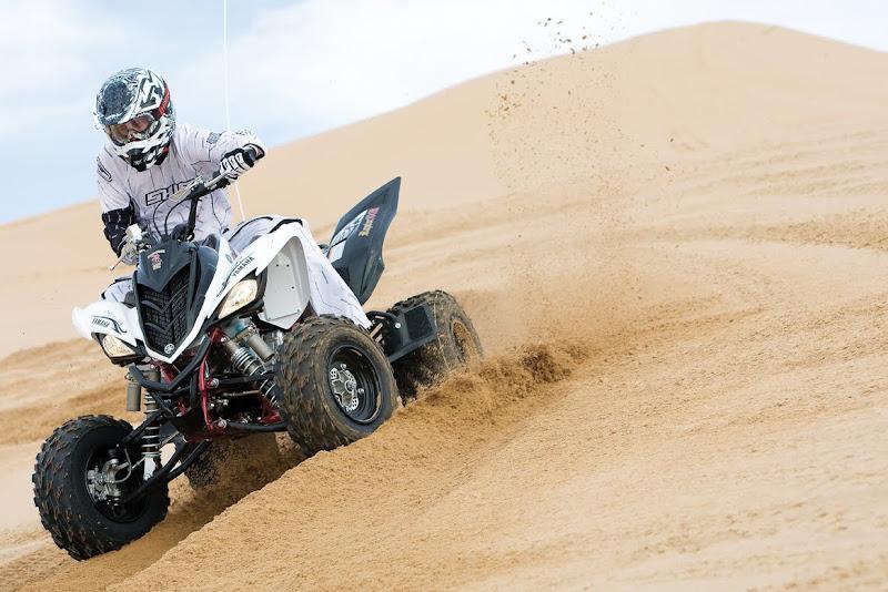 2011 Yamaha Raptor 700R Special edition