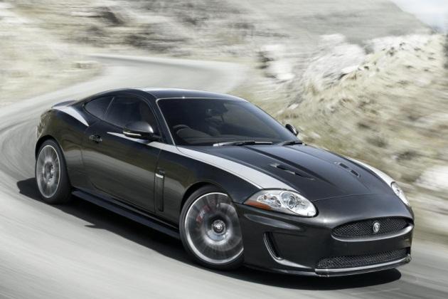 2010 Jaguar XKR 75 By Arden