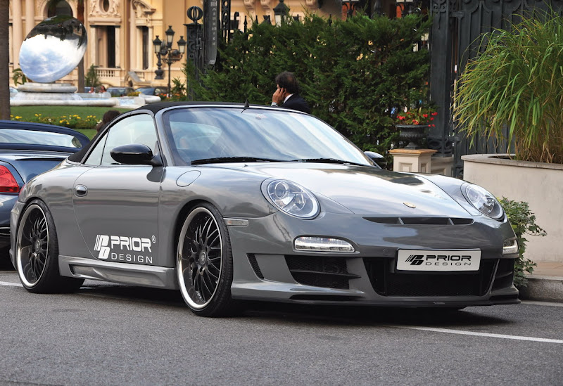 2010 Porsche 996 997 By Prior Design
