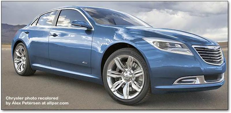 2011 New Chrysler 200