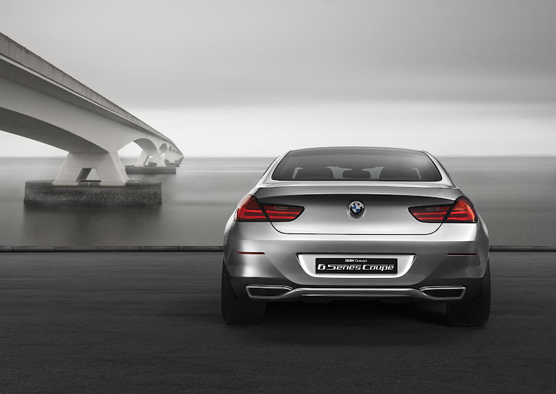 2010 BMW 6 Series Coupe Concept