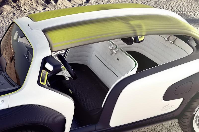 New Citroën Lacoste Concept