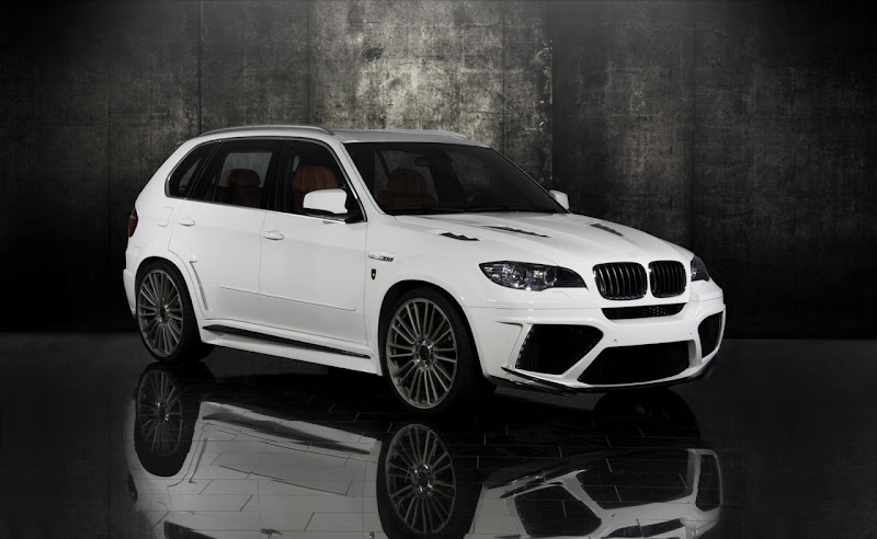 2010 BMW X5 Tuned By Mansory