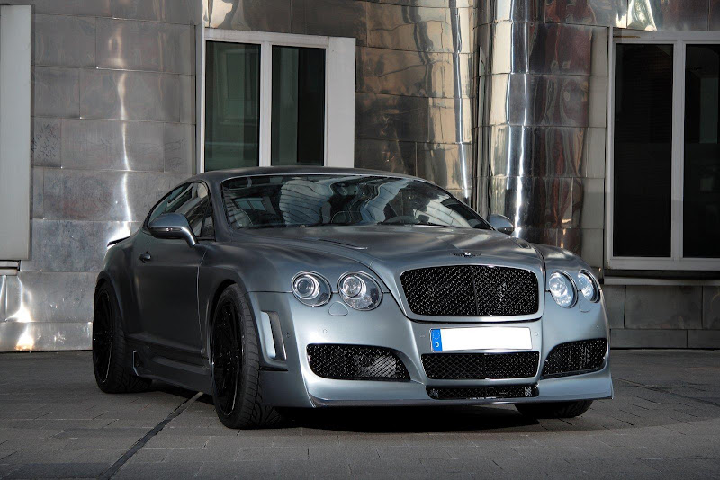 Bentley Continental GT Supersports By Anderson