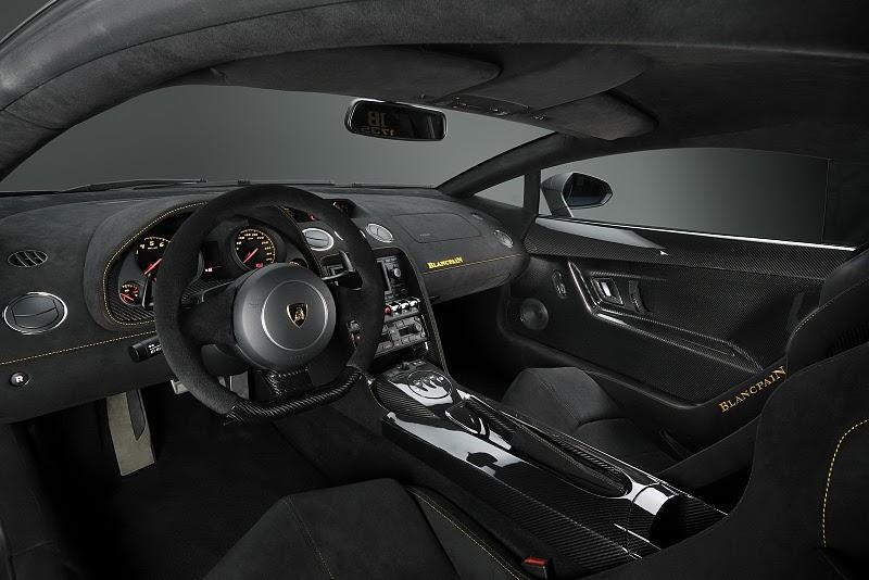 Lamborghini  LP570-4 Blancpain Edition Interior