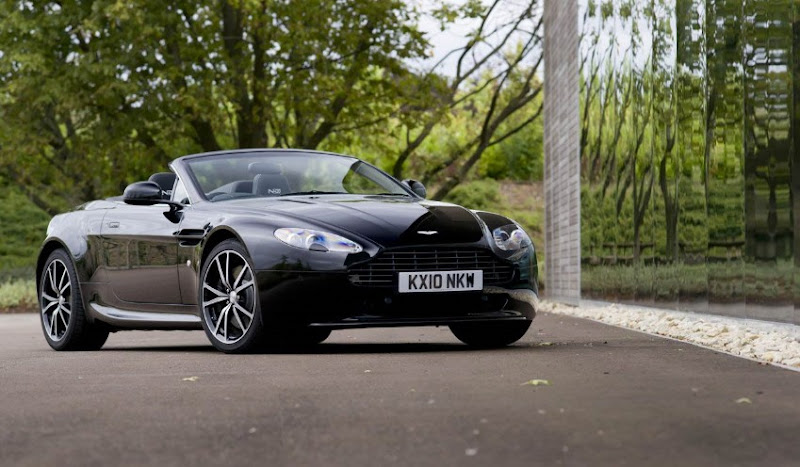 Aston Martin V8 Vantage N420 Limited Edition
