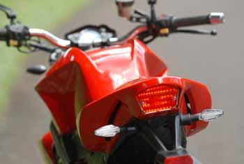 Modifikasi Motor Honda Tiger Revo
