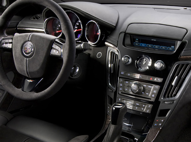 2011 Cadillac CTS V Wagon Price Details
