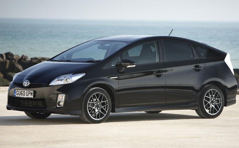 Toyota Prius Generation X Details