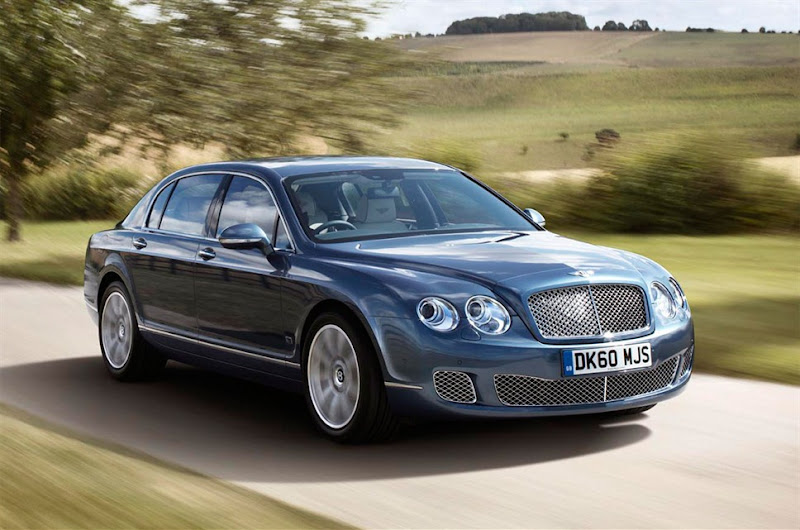 2012 Bentley Flying Spur Series 51