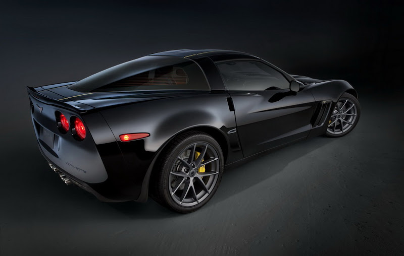 2011 Chevrolet Corvette Jake Concept