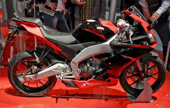 2012 Aprilia RS4 125