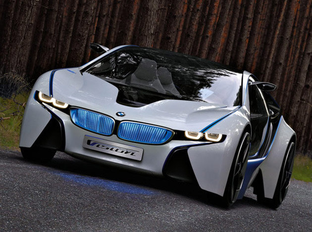 BMW Supercar VED Concept