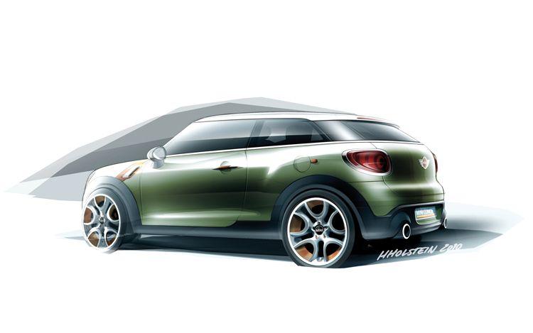 2011 Mini Paceman Concept