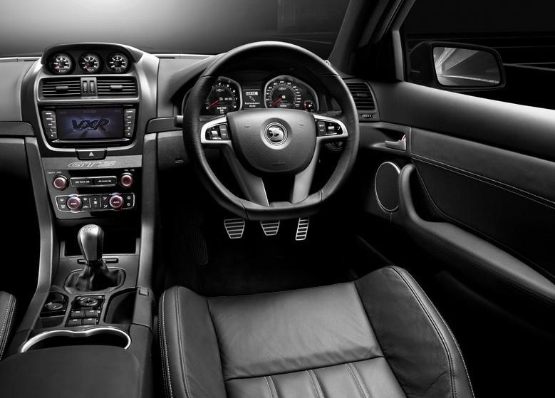 2012 Vauxhall VXR8 Interior