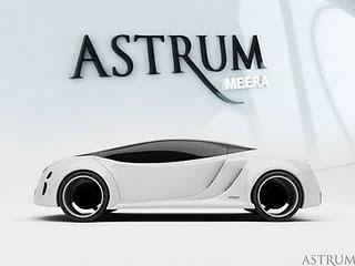 Astrum Meera Concept Cars